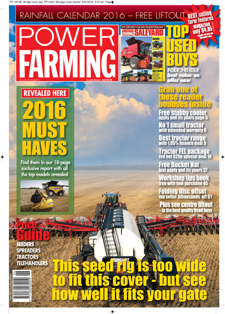 Power Farming Magazine