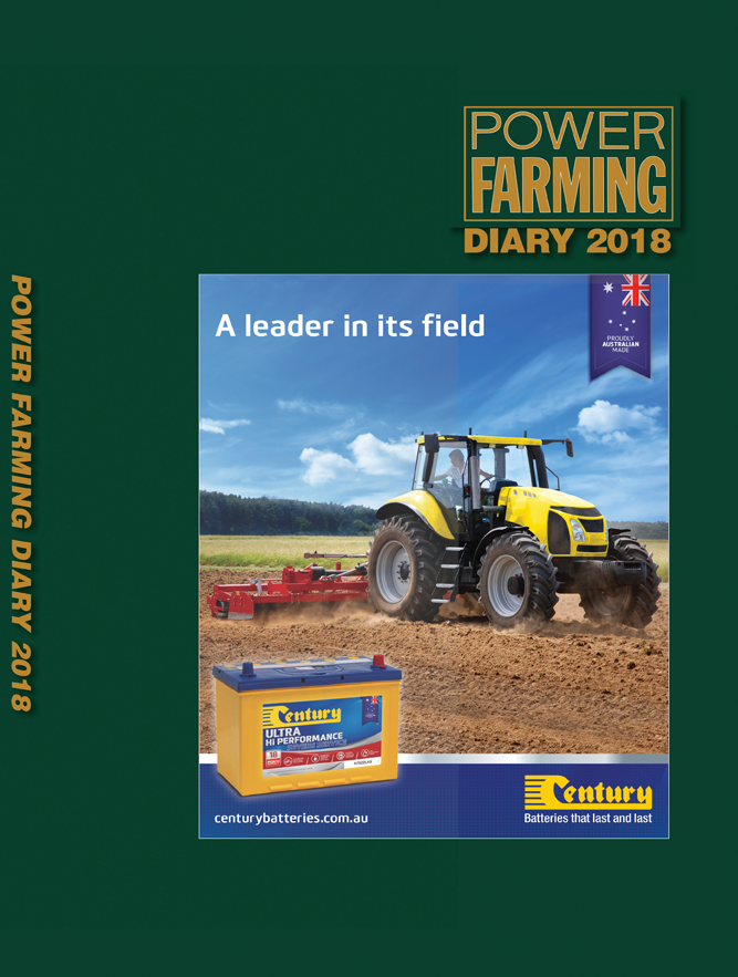 Power Farming Diary
