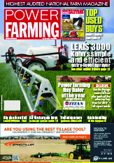 What farmers are reading now in Power Farming magazine