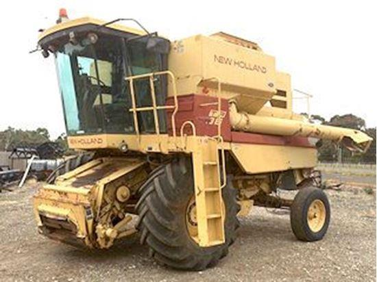 New Holland TR96 combine harvester