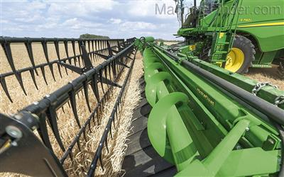 JOHN DEERE TOP CROP CONVEYING AUGER
