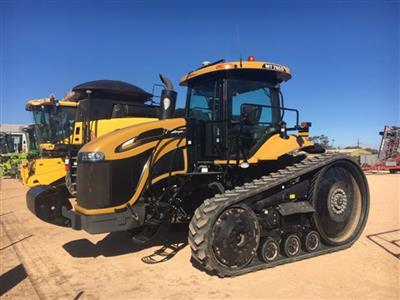 CHALLENGER MT765D CAB tracked tractor