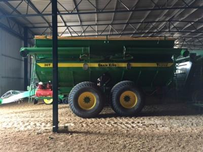 Grain King 30T SEED AND SUPER BIN