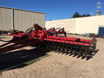 Lely 650 XL cultivator