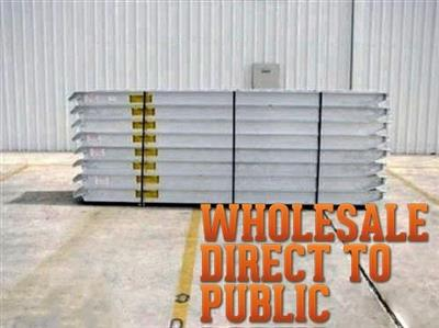 WORKMATE 8 TON ALLOY LOADING RAMPS