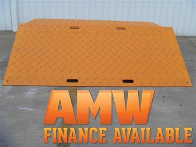 WORKMATE GROUND PROTECTION MATS