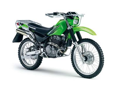 Kawasaki Stockman 250 bike