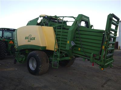 Photo 3. Krone Large Square Baler