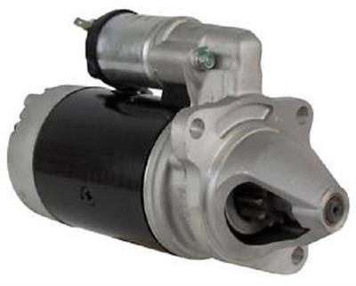 Massey Ferguson Starter Motor All Perkins 3 & 4 Cyl