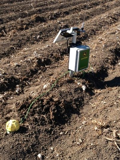 Photo 3. John Deere Field Connect Soil Moisture