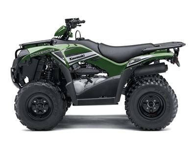 Photo 2. Kawasaki Agricultural ATVs