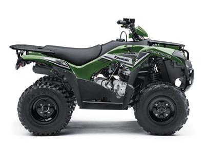 Photo 3. Kawasaki Agricultural ATVs