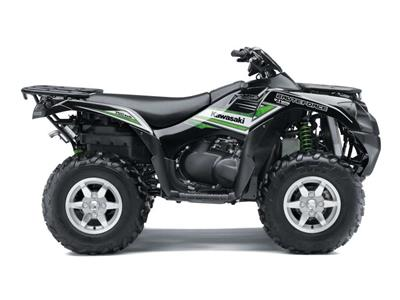 Photo 4. Kawasaki Agricultural ATVs