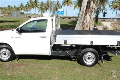 Photo 5. Toyota Hilux Workmate Auto 4x2 ute