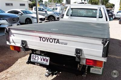 Photo 2. Toyota Hilux Workmate Auto 4x2 ute