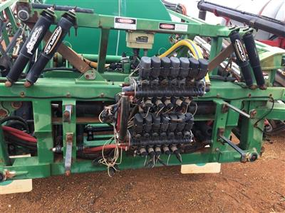 Photo 3. Goldacres Advance 8000 boom sprayer