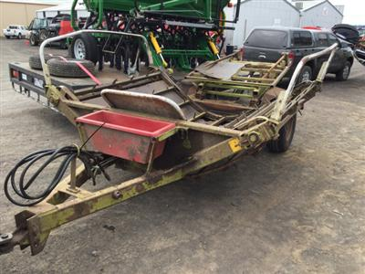 Boomerang Other BOOMERANG CLAAS COLORS Bale Wagon/Feedout
