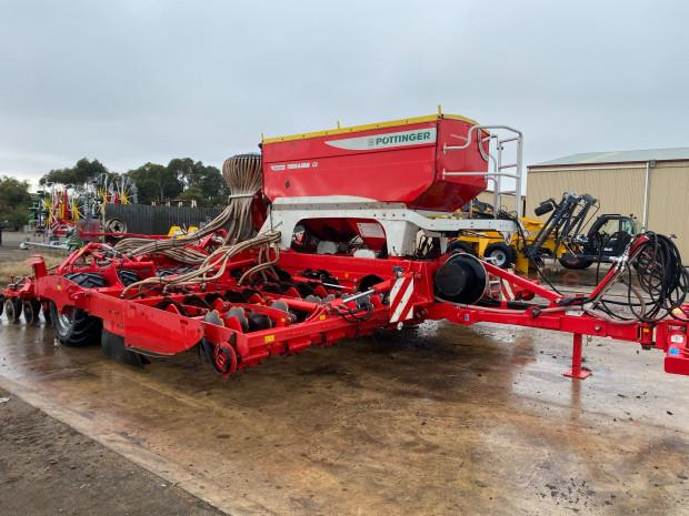 Pottinger Terrasem C6 Air Seeder