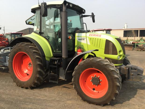 Claas ARION 530 CLAAS ARION 510 FWA/4WD