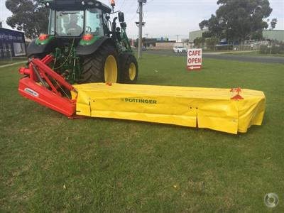 Pottinger NOVADISC 350 mower