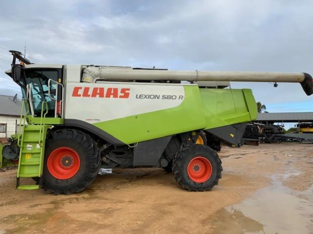 Claas 580R Header(Combine)