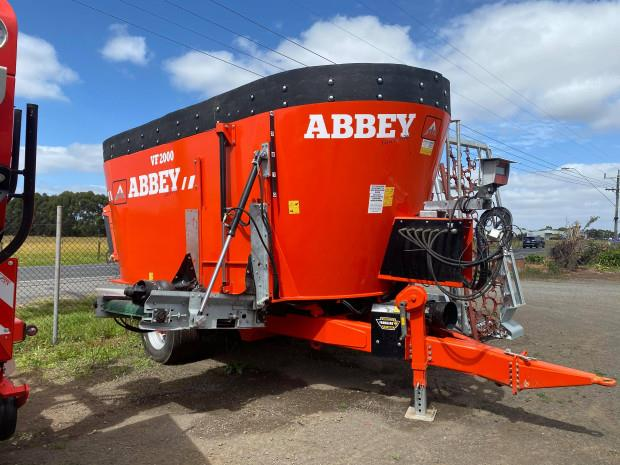 Abbey VF2000 Feed Mixer