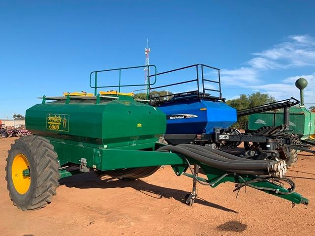 Simplicity 6000TR2 Air Seeder Cart