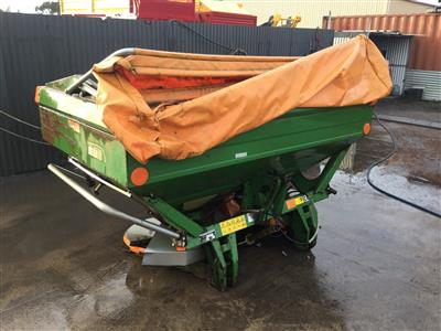 Photo 1. Amazone ZA-M 1500 AMAZONE ZAM1500 3PL SPREADER Fertilizer/Manure Spreader