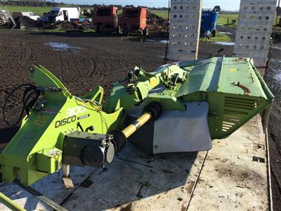 Photo 1. Claas 3100 CLAAS 3100C CONTOUR MC Mower Conditioner