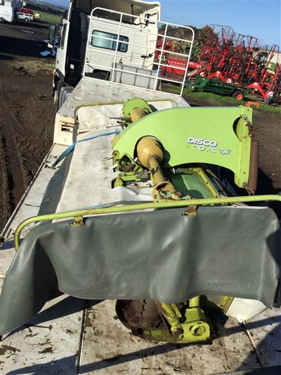 Photo 1. Claas Disco 3100FCP CLAAS 3100FC PROFIL FRONT MC Mower Conditioner