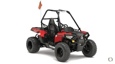 Photo 1. POLARIS ACE 150 ATV