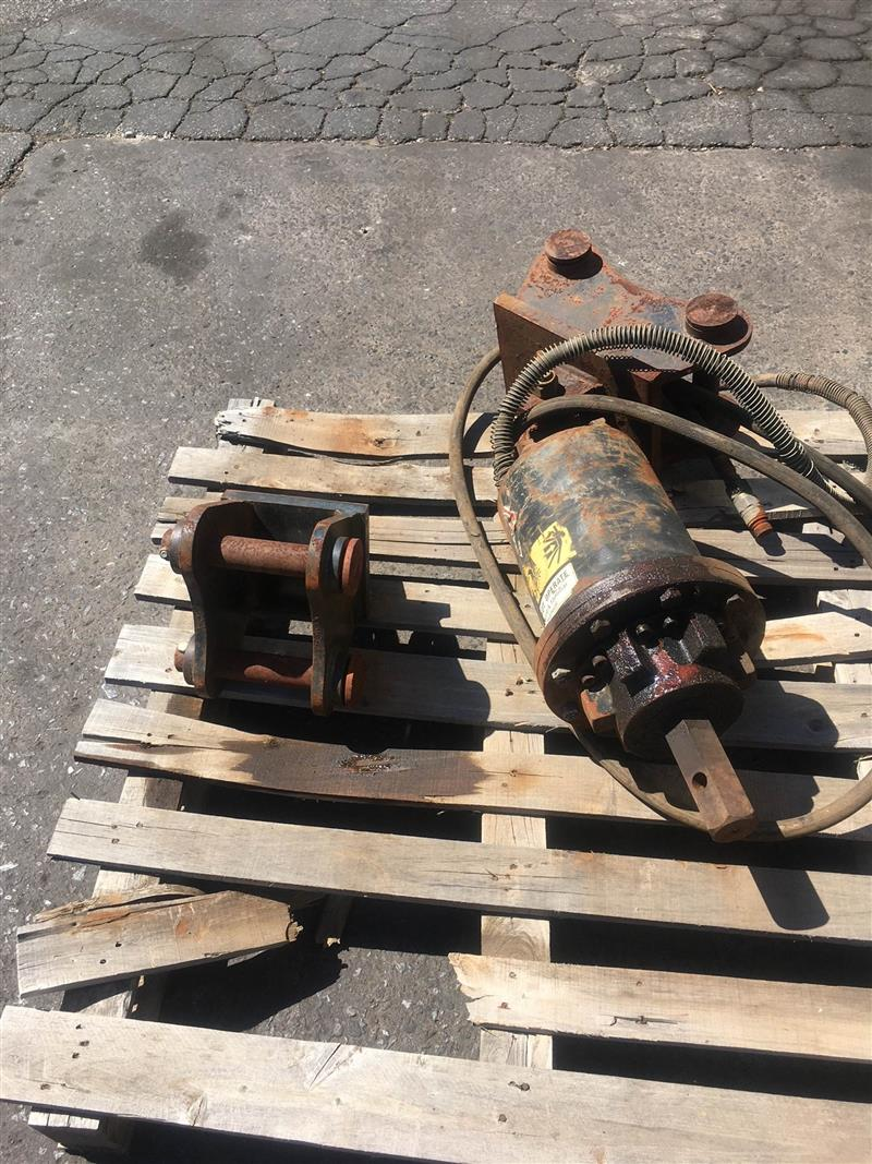 Used Hydrapower H410X Auger Drive