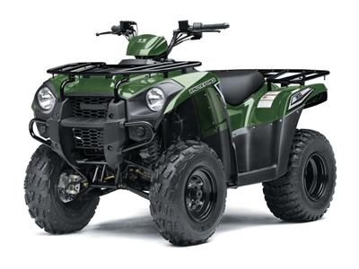 Photo 1. Kawasaki Agricultural ATVs