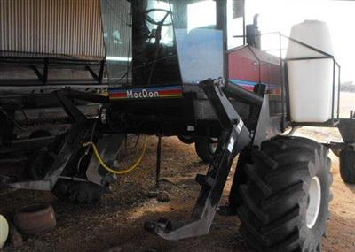 MacDon 9300 windrower