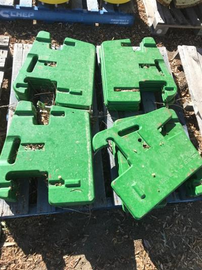John Deere Front weight 5000 & 6000 Series Tractors
