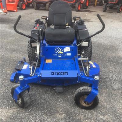 DIXON ZTR KODIAC ride on mower
