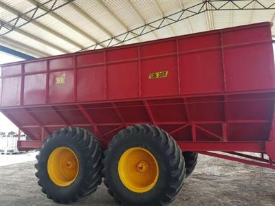 WHITE GB 30T grain cart