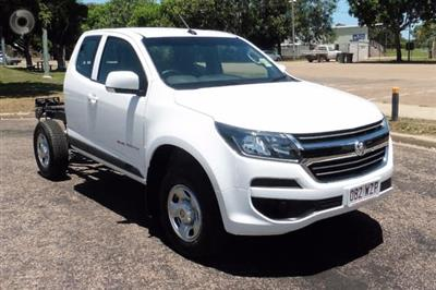 Photo 1. Holden Colorado LS RG Auto 4x4 MY17 ute