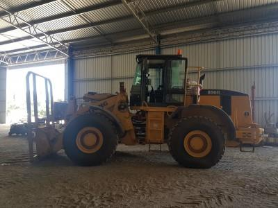 Photo 1. Liugong CLG 856 loader