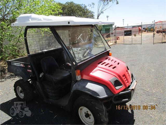 Massey-Ferguson MF20MD ATV