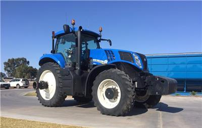 New Holland T8.360 FWA/4WD Tractor