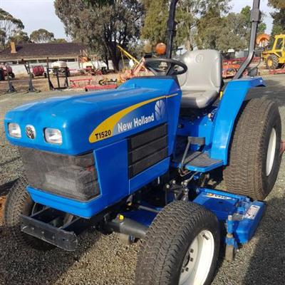 New Holland T1520 2wd tractor
