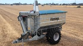 Photo 1. Vennings Chaser bins