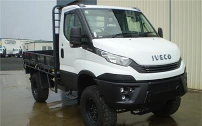 Iveco Daily 50c17 Cab Chassis ute