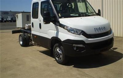 Iveco Daily 50c21 Cab Chassis ute