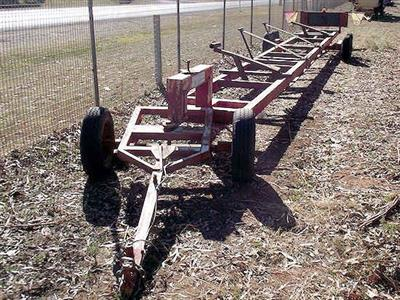 Miscellaneous Implement Comb Trailer
