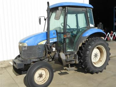 New Holland TD60D tractor