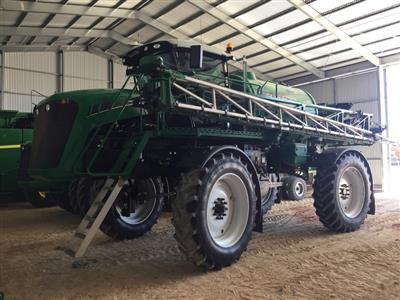 Photo 1. GOLDACRES CROP CRUISER 6036 self propelled sprayer
