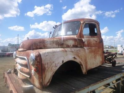 Photo 1. Circa 1950 Dodge Fargo Ute
