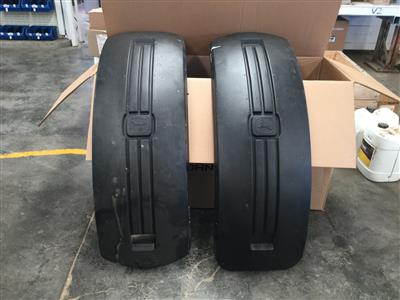 JOHN DEERE SUIT 7R SERIES fenders